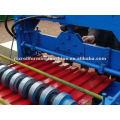Pequeña máquina Color del obturador de acero puerta de rollo que forma la máquina de máquinas de encofrado de placas con PU