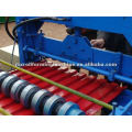 Small machine Color Steel shutter door roll forming machine shuttering plates machinery with PU