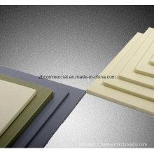 Panneau rigide de PVC Panneau solide de PVC