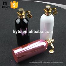 vaporisateur personnalisé en gros 100 ml bouteille en aluminium