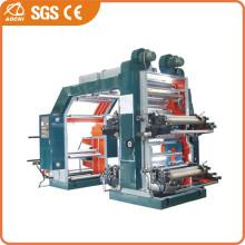 Máquina de impressão flexográfica de alta velocidade (WS884ZZ-1000ZS)