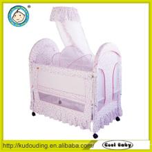 2015 Aprovado cama do bebê
