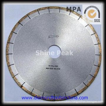 Good Quality Diamond Slitting Saw Blade for Stone and Gem
