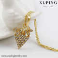 31082 pendentif diamant fraise diamant indien bijoux de mode