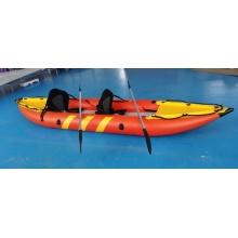 PVC caiaque inflável canoa jangada de água branca