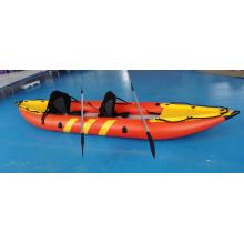 PVC Kayak Inflatable Canoe White Water Raft