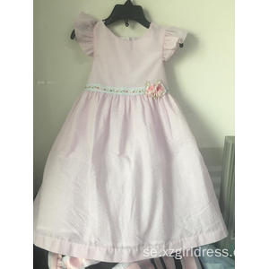 cotton girl dress