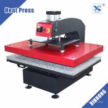 Nuevo FJXHB5 XINHONG Auto Abrir cajón Pnuematic máquina de prensa de calor