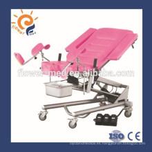 Alta calidad eléctrica multi función entrega mesa