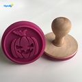 Backen Dekoration Halloween Kürbis Stempel Cutter
