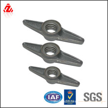high strength steel butterfly nut