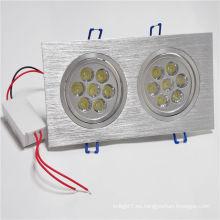 2013 nueva lámpara del techo del listado 14w con CE y RoHS