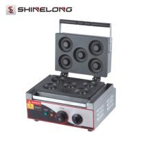 Großhandels-K893 Furnotel Handelselektrischer Mini Donut, der Maschine herstellt