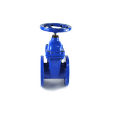 Most popular products handle lever rubber wedge type 4 inch water gate valve oem