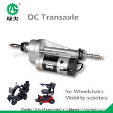 24v 1400w DC brosse transaxle