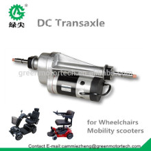 dc motor for electric vehicle brush dc motor