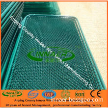 Plastic Covered Wire Mesh (green, black, silver or others)