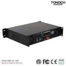 Fonte de alimentação profissional amplificador de potência para o modelo PC-3000