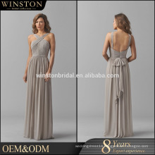 High end china factory direct wholesale sheath couture evening dress