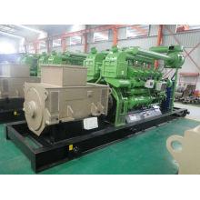 Ensemble de générateur de biogaz refroidi à l'eau avec Cummins Engine