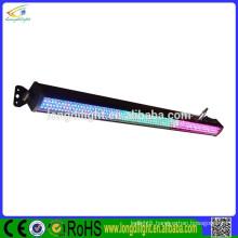 252*10mm 3-bank color strip LED mega panel bar,led wall washer