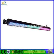 252 * 10мм 3-полосная цветная полоса Светодиодная мега панель, светодиодная настенная стиральная машина