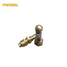 Adaptador de presión de tubería de aguas residuales a juego