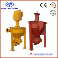 Elastomer Lined Vertical Foam Pumps (3QV-ZJF, 4RV-ZJF)