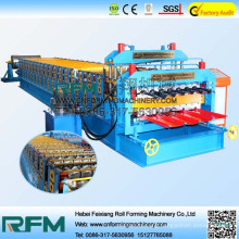 FX double layer panel high efficiency cold roll forming machine