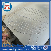 Round Crimped Barbecue Mesh