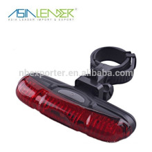 5LED Bike Warning Rear Light