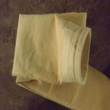 glassfiber dust filter bag na may PTFE coating