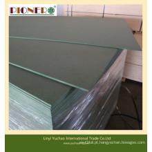 Placa de MDF à prova de água verde para casa de banho