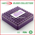 HENSO Micro Blood Collection Tubes screw cap