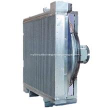 Funke Air Compressor Aluminum Plat-Bar Water Cooler