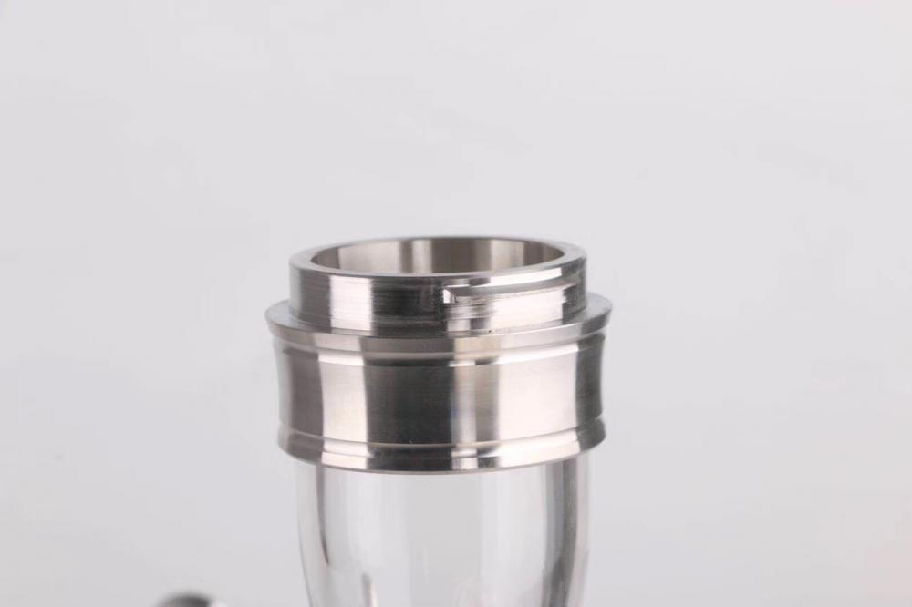 Four-tube stainless steel water fume