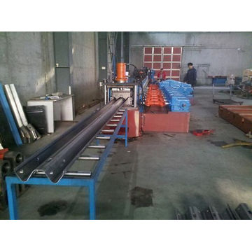 Road Safety Guardrail Roll Forming Machine Manufacturer for Swiss