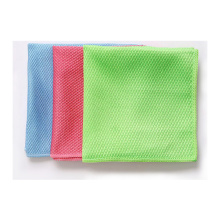 Super Absorbent Glass Polishing Fish Scales Towel
