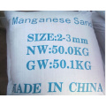 High Quality Manganese Sand for Water Purifying