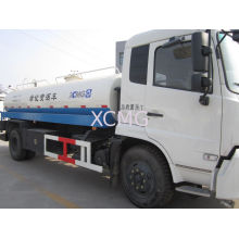 Custom Super Ellipses Waste Collection Vehicles / Water Tanker Truck