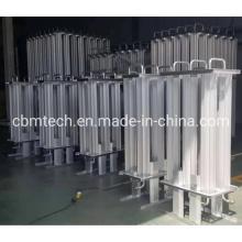 Liquid Oxygen Air Heated Vaporizers