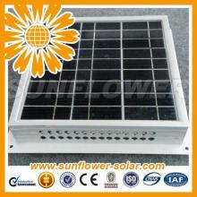 Panneau solaire flexible de conception nouvelle avec certificat CE