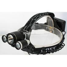 Wholesale Cheap USA T6 Headlamp, Three Charging Headlamp