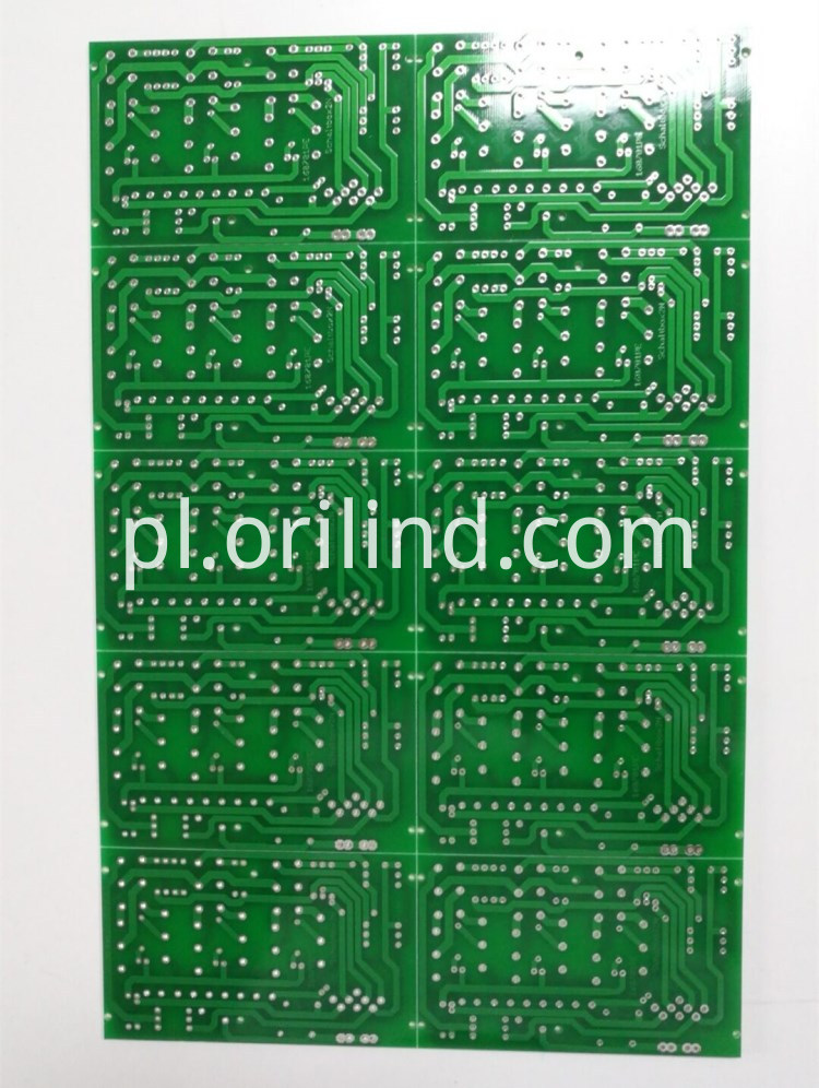 Heavy copper circuit board
