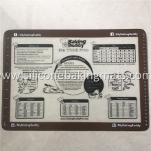 Special Design for for Silicone Baking Mat Silicone Baking Mat With Measurements export to Uruguay Supplier