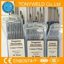 Electrodo WP puro de tungsteno
