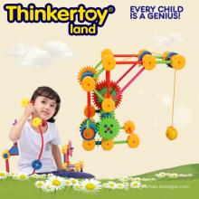 Plastik Pädagogische Spielzeug für Mädchen und Jungen
