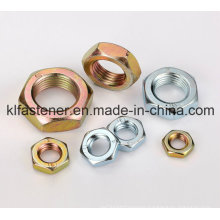 Steel Hex Thin Nuts DIN439