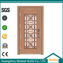 Fire Proof Silver Stainless Steel Door for Houses Projects