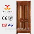 Luxury modern single luxury timber veneer finish doors